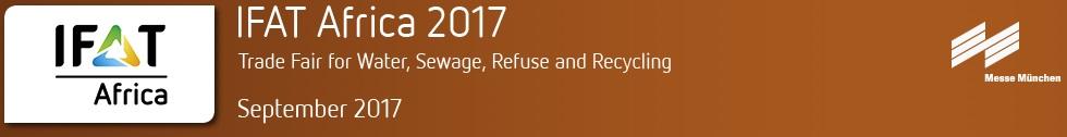 IFAT AFRICA 22-04-2016