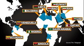 OPEC battle oil glut