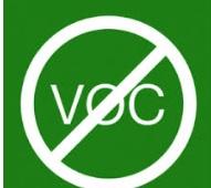 Zero VOC Paints environment