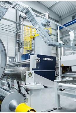 Erema MPR Vacurema technologies