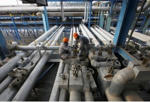 Oil prices China demand US output