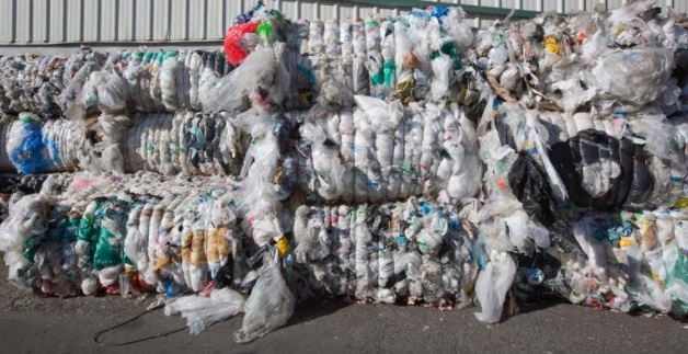 China foreign waste RVC recycling efforts