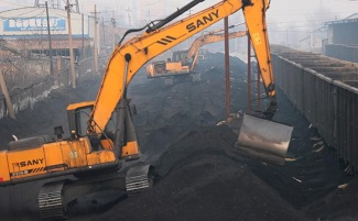 China high quality coal capacity