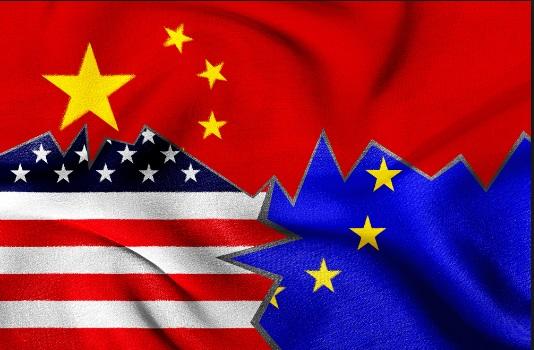 Trade war looms China USA