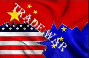 Europe China trade war USA