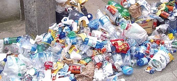 EU bottled water recycling