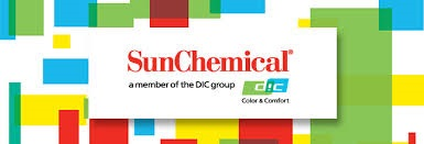 Sun Chemical digital textile products FESPA