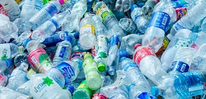 Plastic chemicals recycling biodegradable