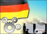 German industrial output slumps again in July, heighteningrecession fears