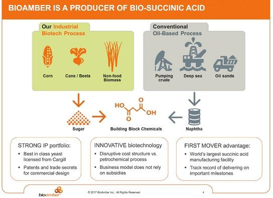 Report examines Insights Bio Succinic Acid Market
