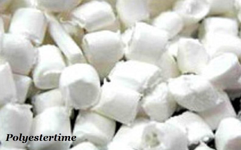 Silica nucleants crystallization polyethylene terephthalate