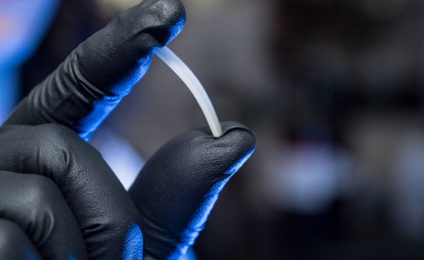 Polymer plastic infinitely recyclable