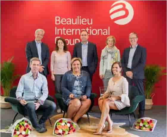 Beaulieu International CO2 emissions