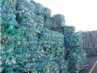 ABL recycle polyethylene terephthalate bottles