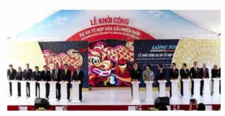 Samsung Engg PE PP Vietnam Long Son Petchem