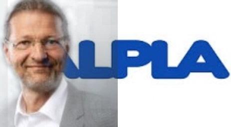 Recycling expert Michael Heyde ALPLA recycling technology