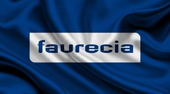 Lower annual sales for Faurecia's Seating business