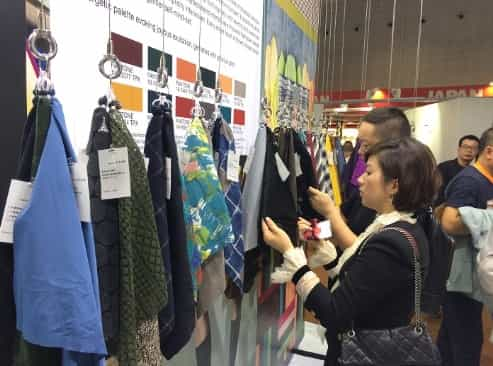 Earlier date Intertextile Shanghai proves popular