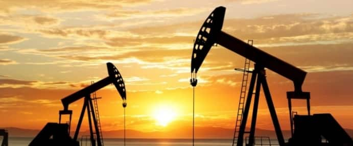 Oil Prices Rebound Saudis Expect Reduced Exports