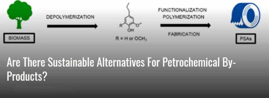 Sustainable Alternatives Petrochemical ByProducts Petroleum