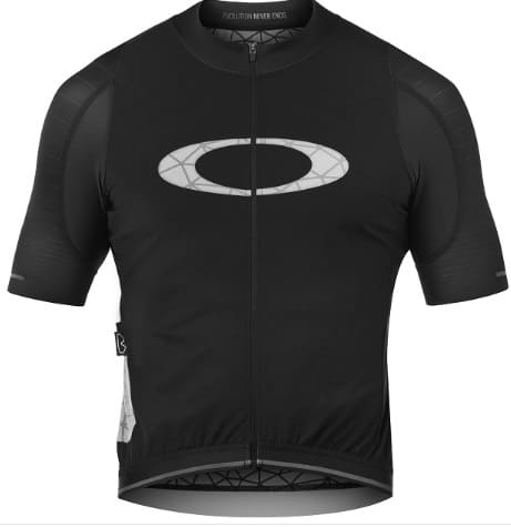 Oakley Bioracer launch G+ cycling jersey graphene based products