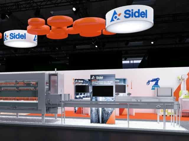 Sidel Present Packaging Line Innovations Pack Expo