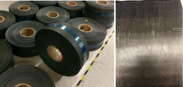 Plastic chemicals biobased carbon fibers