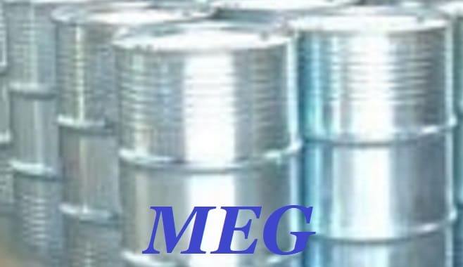 Monoethylene glycol MEG prices Europe