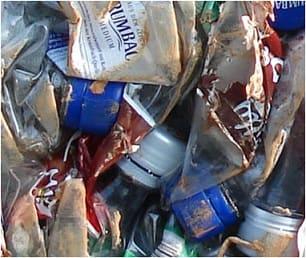 Plastic petrochemicals