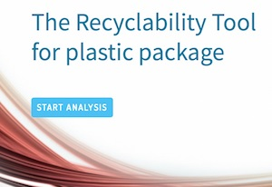 Recyclability evaluation protocol polyethylene film