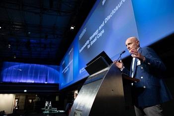 Aquafil Chairman Giulio Bonazzi