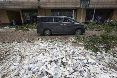China production biodegradable plastic