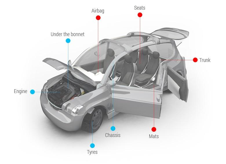Radici motors strong automotive industry sales