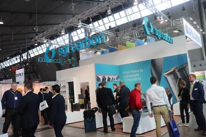 Carbon fibre plastics Composites Europe