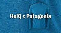 HeiQ Patagonia odor control technology