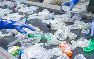 Plastic petrochemicals recycling polymers