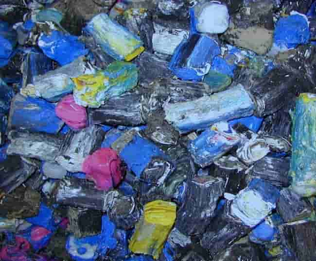 Plastic waste reprocessing energy technology
