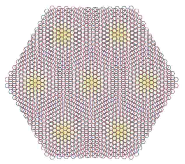 Graphene high temperature superconductor