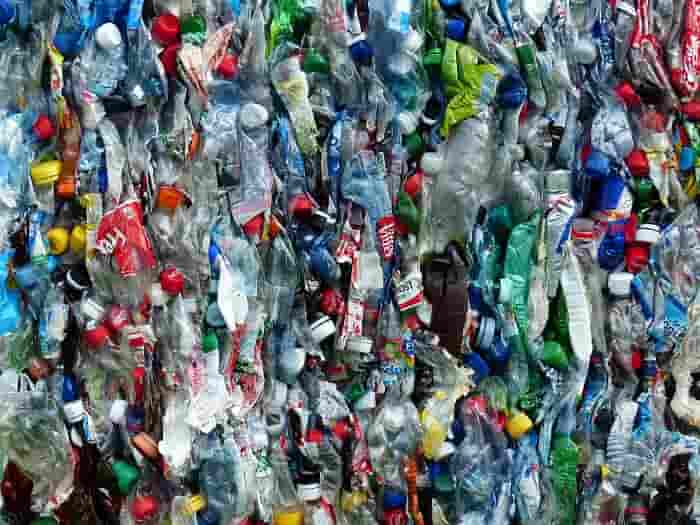 Packaged beverage plastic addiction