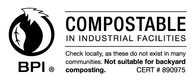 Composting Ingeo Works Packaging