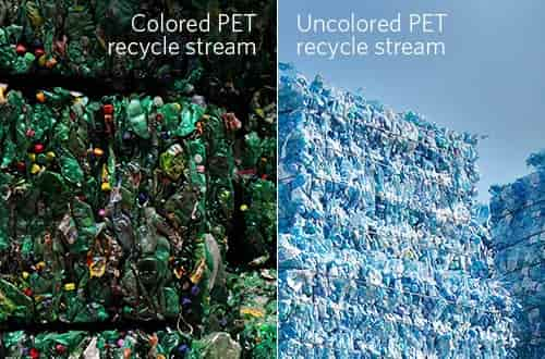 ClearShield sustainable clear PET