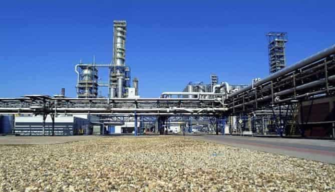 Invista announces startup of Sichuan shengda's purified terephthalic acid plant