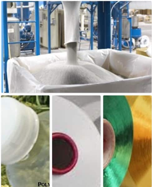 Polymers Petrochemicals Sustainability Polyester