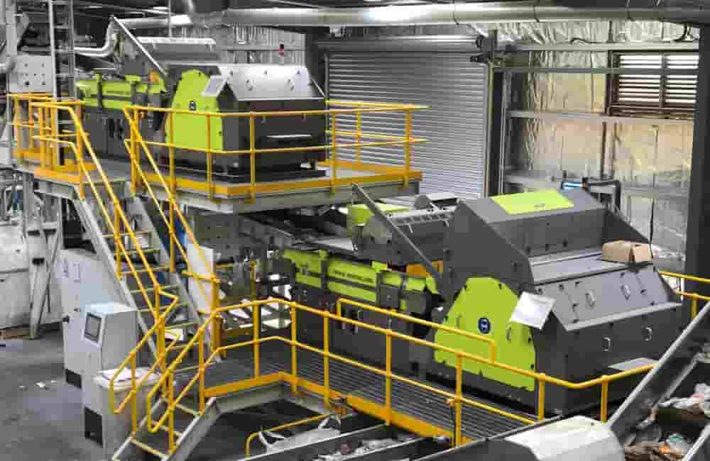 Sesotec sorting systems PET recycling