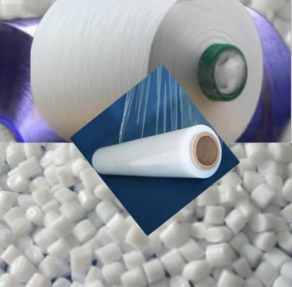 Polymers Petrochemicals Packaging Plastics