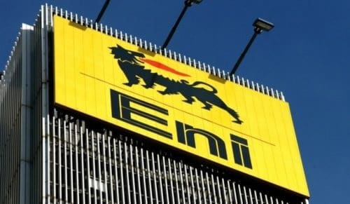 Eni FCA fuel emissions reduction
