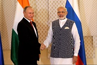 ndia to hold bilaterals with Russia