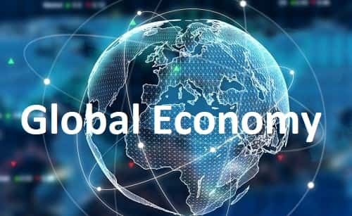 Global Economy Strong Growth
