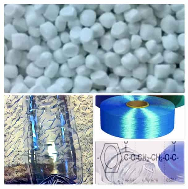 Polymers Petrochemicals Thermoplastics PET