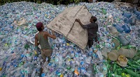 Use of plastics in India growing, but nearly 80% PET bottles recycled